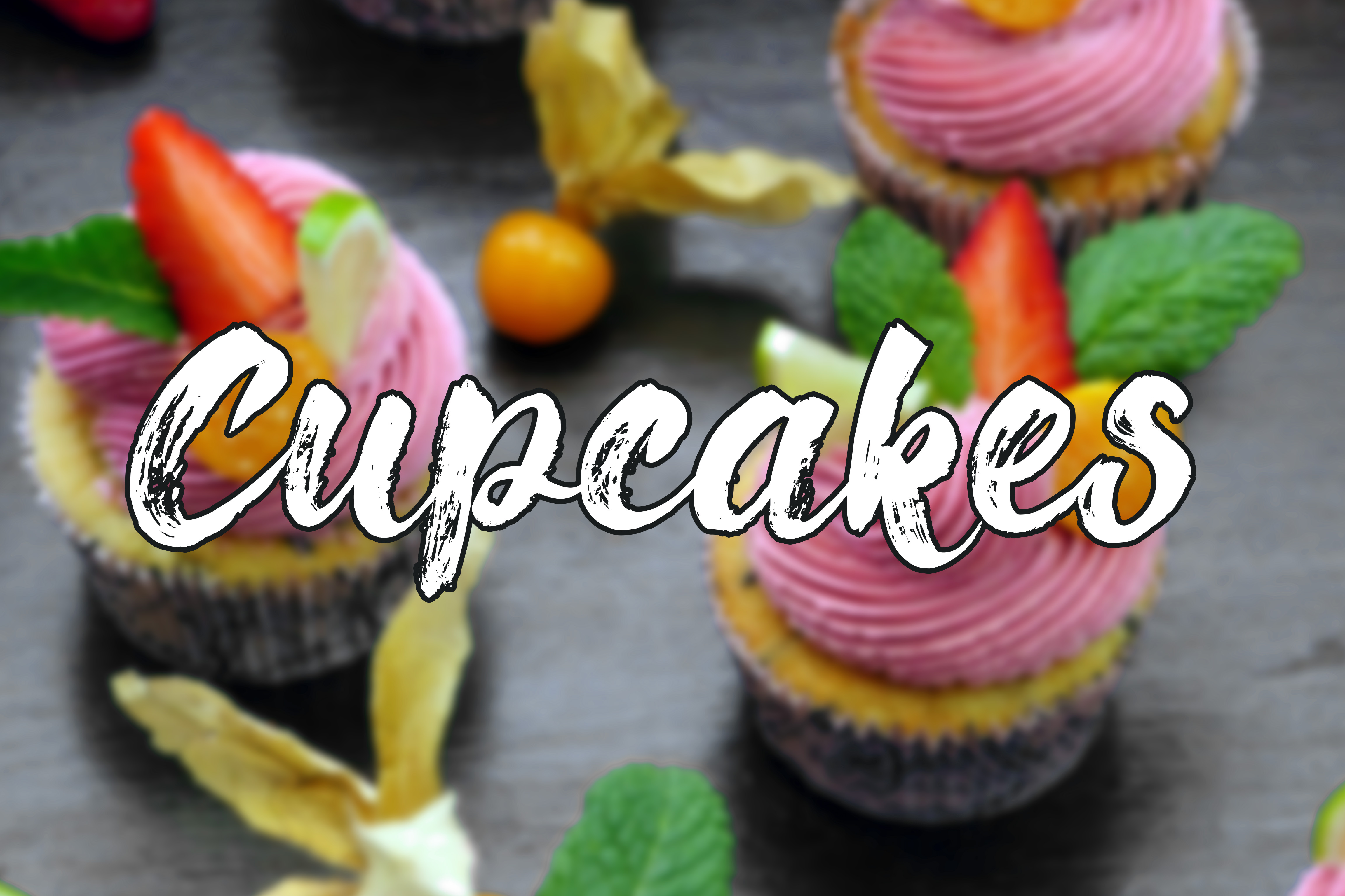 Cupcake Rezepte, Cupcakes selber machen, cupcakes dekorieren, cupcakes topping, muffins, mussin rezepte