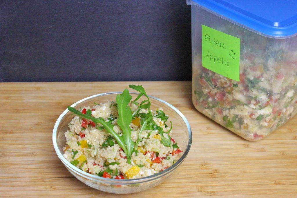 frühstücksideen, gesunde frühstücksideen, gesunde frühstück rezepte, frühstücksrezepte, frühstück to go, to go, zum mitnehmen, couscous salat