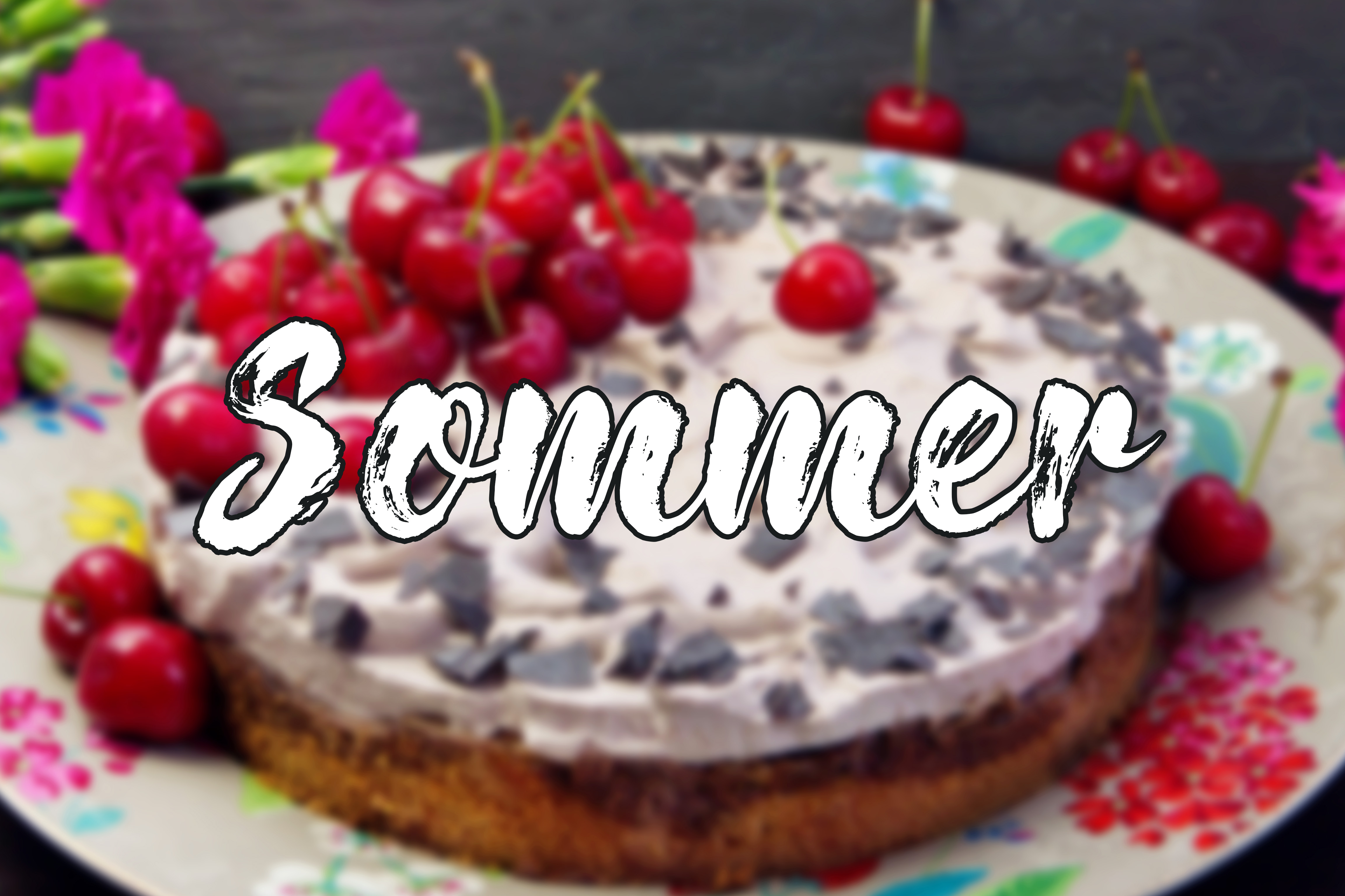 Sommer Rezepte, Sommer rezept, rezepte für, den sommer, no bake rezepte, ohne backen