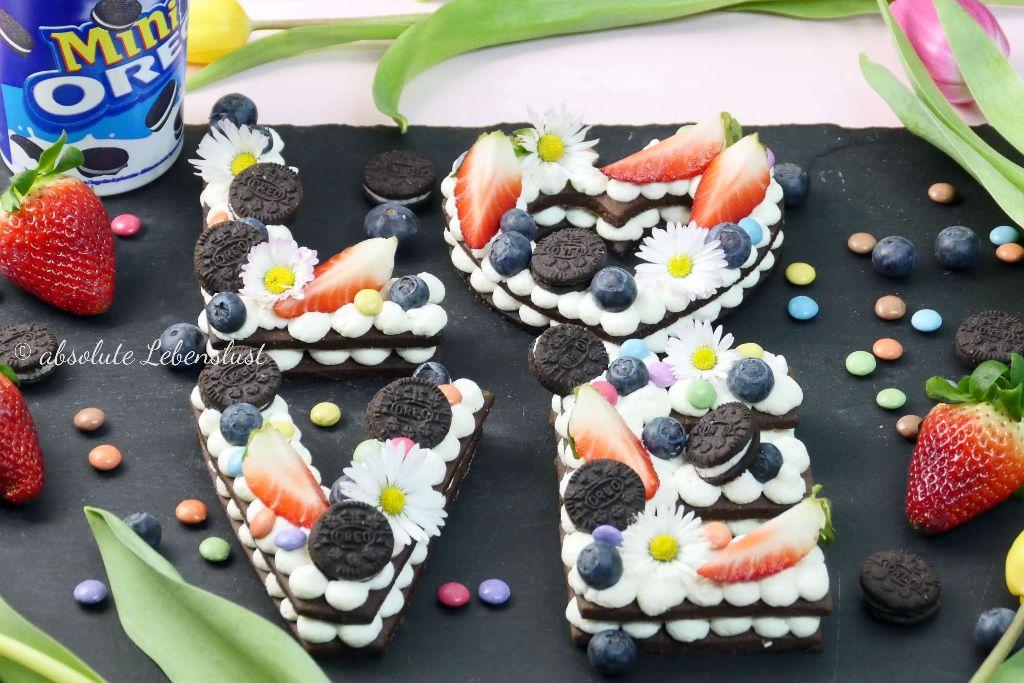 alphabet, number cake, letter cake, alphabte cake, backen, rezept, deutsch, mit video, mit bild, buchstaben torte, zahlen torte