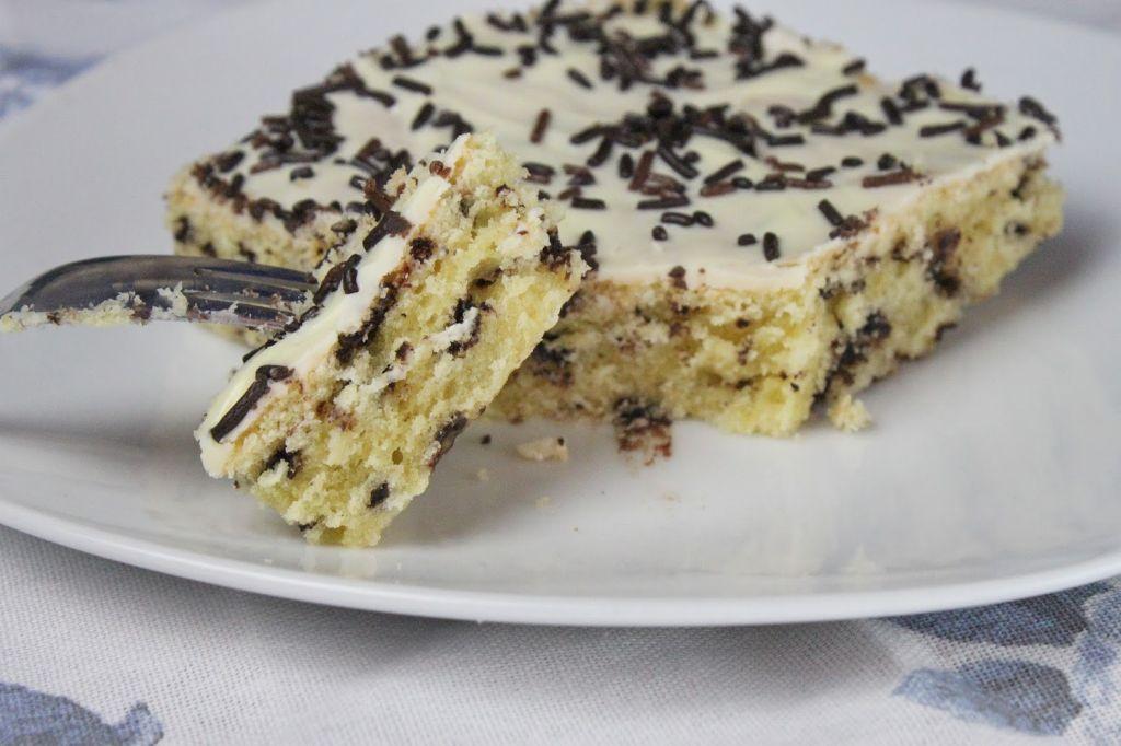 Ameisenkuchen Rezept Schneller Blechkuchen Mit Eierlikor