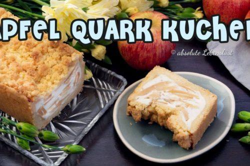 apfel quark kuchen, apfelkuchen, apfel quarkkuchen, apfel streuselkuchen, mit streuseln, backen, rezept, selber machen, streusel apfelkuchen, einfach