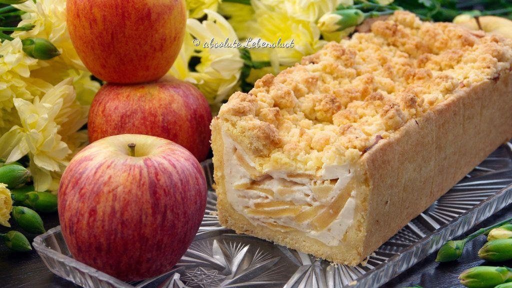 apfel quarkkuchen, quark kuchen, apfelkuchen mit, pudding, quark, apfelkuchen rezepte, backen, rezept, selber backen