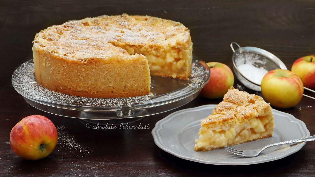 apfel streuselkuchen, streusel apfelkuchen, apfelkuchen, streuselkuchen, backen, rezept, selber machen, der beste apfelkuchen, der leckerste, mit streusel, mit pudding