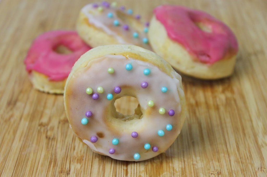 apfel donuts selber machen doughnuts rezept aus dem. Black Bedroom Furniture Sets. Home Design Ideas