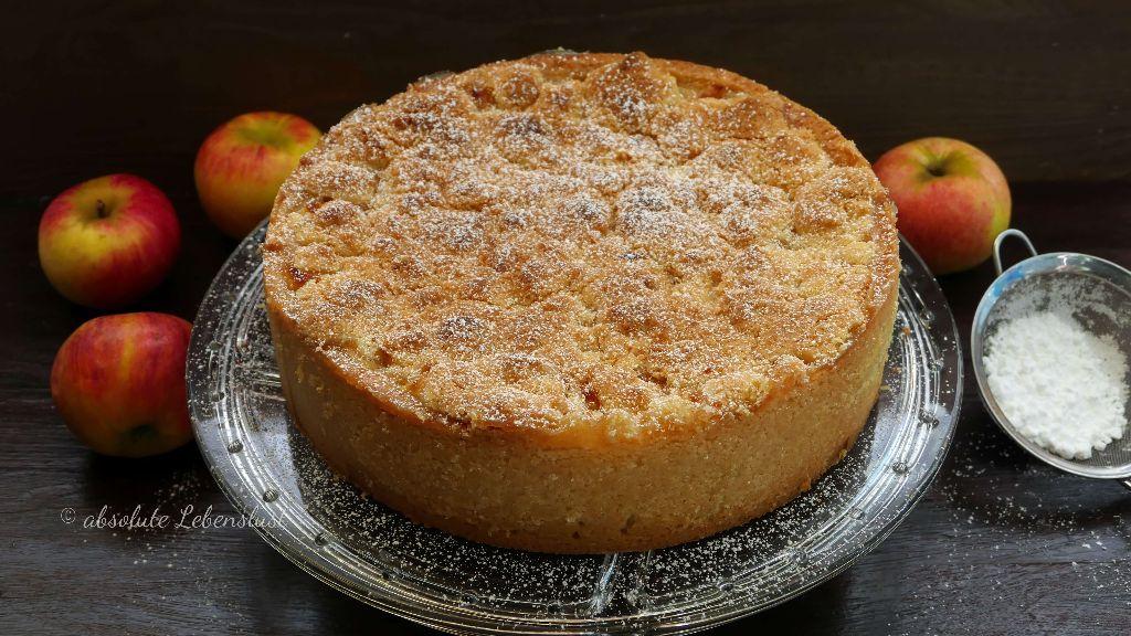 apfelkuchen rezepte, streusel apfelkuchen, streusel apfel kuchen, backen, rezept, einfach, der leckerste apfelkuchen