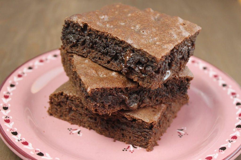 Saftige Brownies — R...