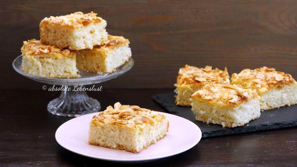 butterkuchen backen, butterkuchen mit mandelkruste, butterkuchen, backen, rezept, selber machen, blechkuchen, blechkuchen rezepte, einfach, schnell