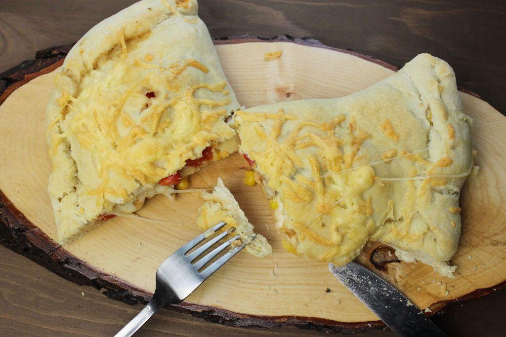 calzone rezept, calzone selber machen, calzone anleitung, rezept des tages, was koche ich heute, vegetarische rezepte, schnelle rezepte
