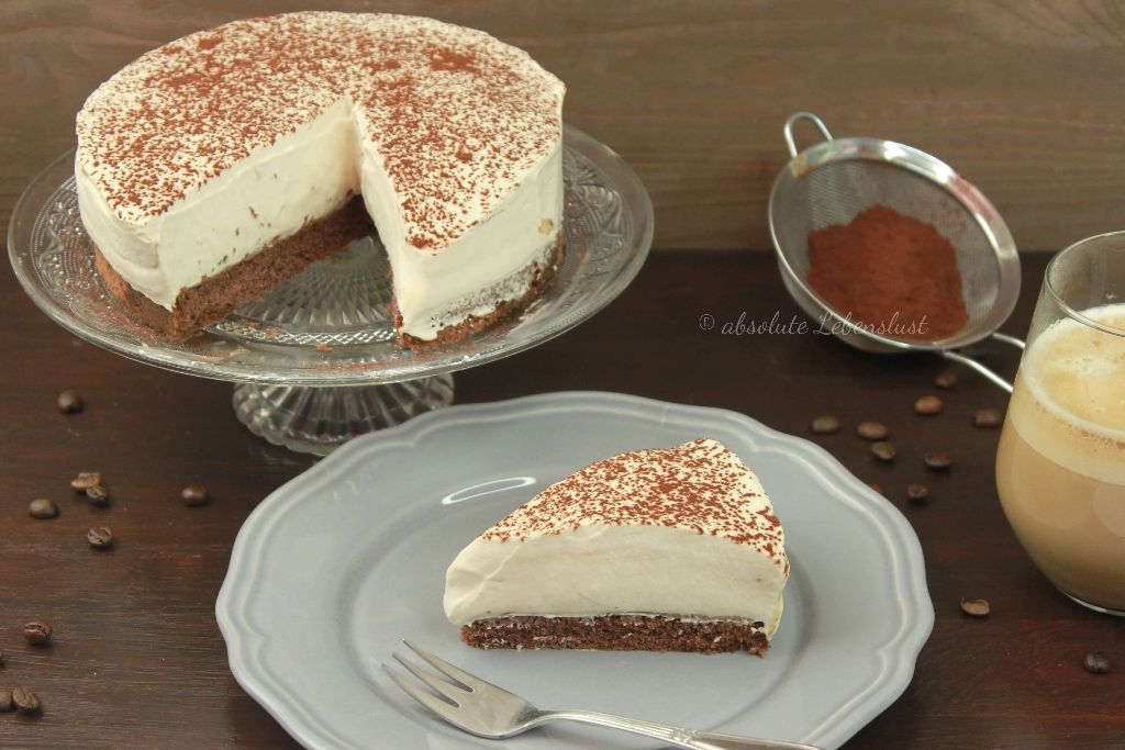 Cappuccino Torte Selber Machen Einfache Schnelle Torten Backen