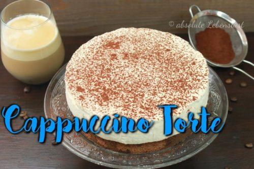 cappuccino torte, torten backen, torten selber machen, kaffee torte, backen, rezept, selber machen, schnelle torten, schnelle kuchen rezepte, cappuccino torte einfach,