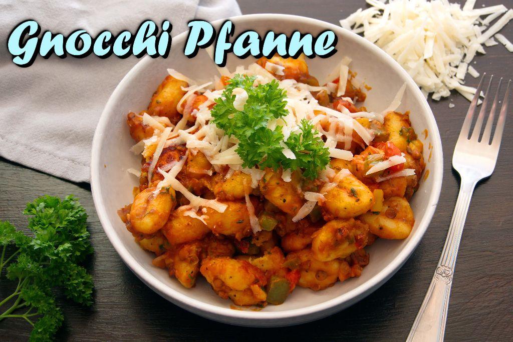 cook4me vegtarische rezepte, cook4me vegane rezepte, gnocchi pfanne, tomaten, paprika, gnocchi, was koche ich heute,(1)