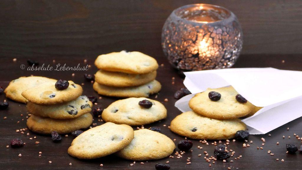 cranberry kekse, cranberry plätzchen, cranberry haferflocken, kekse, cookies, rezept, baken