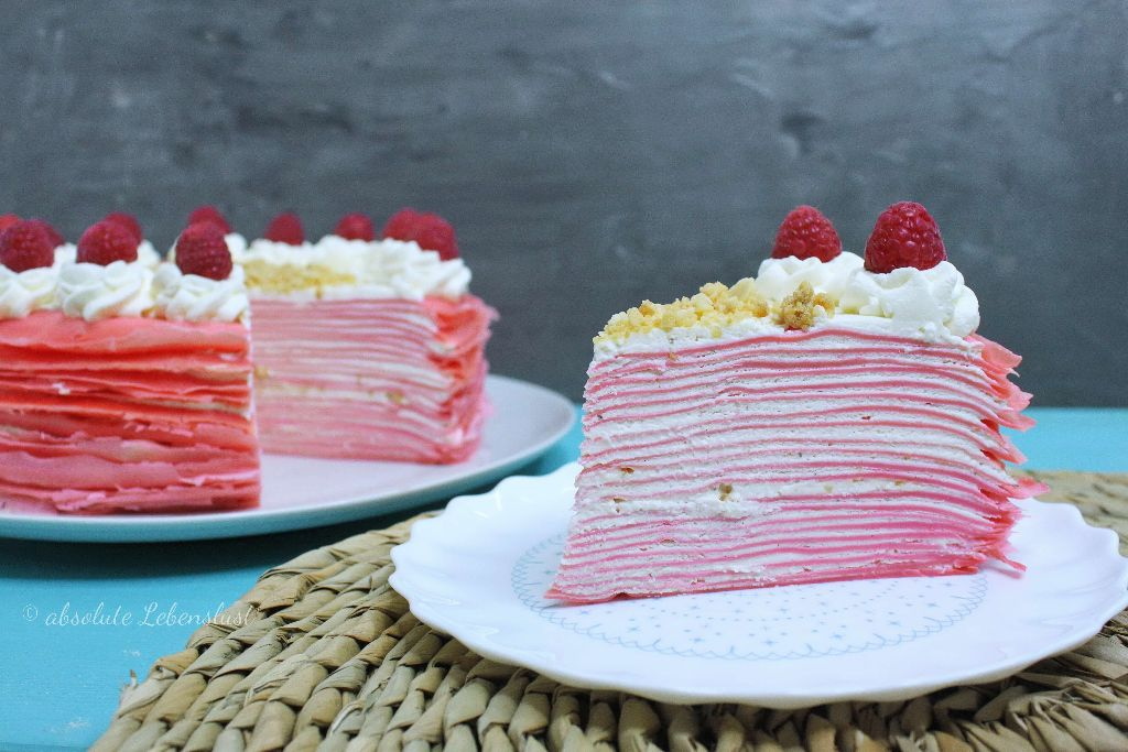 What Is Mille Crepe Cake