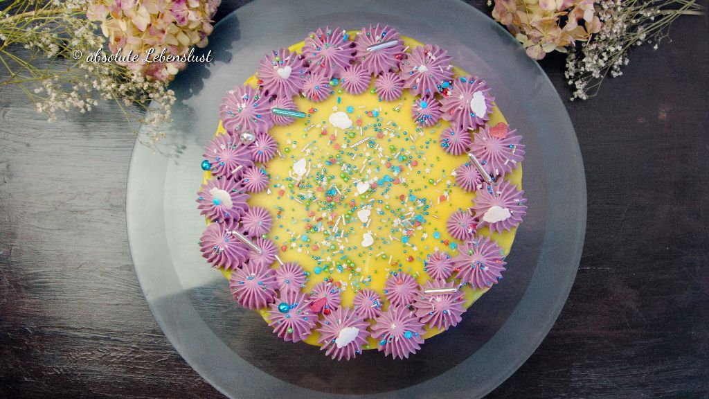 drip cake backen, drip cake rezept, geburtstagstorte, backen, selber machen, mit video, dekorieren