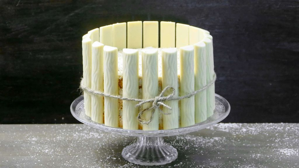 duplo torte rezept, duplo white, duplo white torte, duplo torte einfach, duplo torte schnell, schnelle torten backen