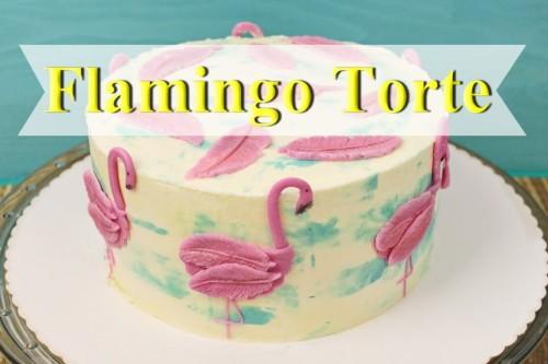flamingo torte, flamingo kuchen, fondant flamingo, flamingo cake, geburtstagstorte selber machen, geburtstagstorte backen, tortenrezepte, torten rezepte, mit bild, fondant torte, fondant torten, flamingo kuchen