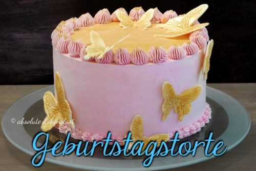 geburtstagstorte, backen, rezept, anleitung, selber machen, ohne fondant, buttercreme, rosa, pink, für mädchen, geburtstagskuchen, (3)