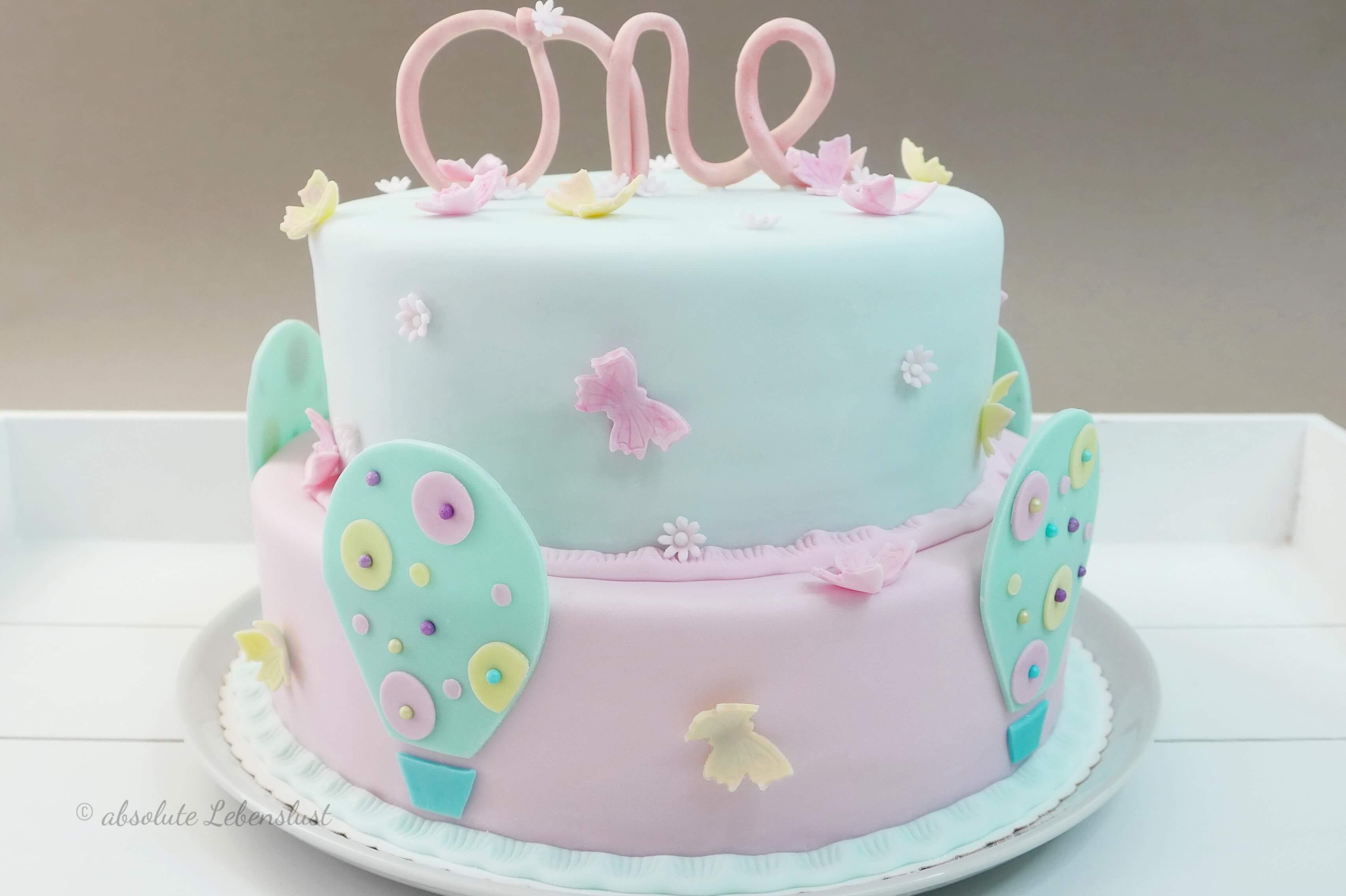 geburtstagstorte für babys, baby shower cake backen, baby shower cake, baby shower torte backen, selber machen, motivtorte mit fondant