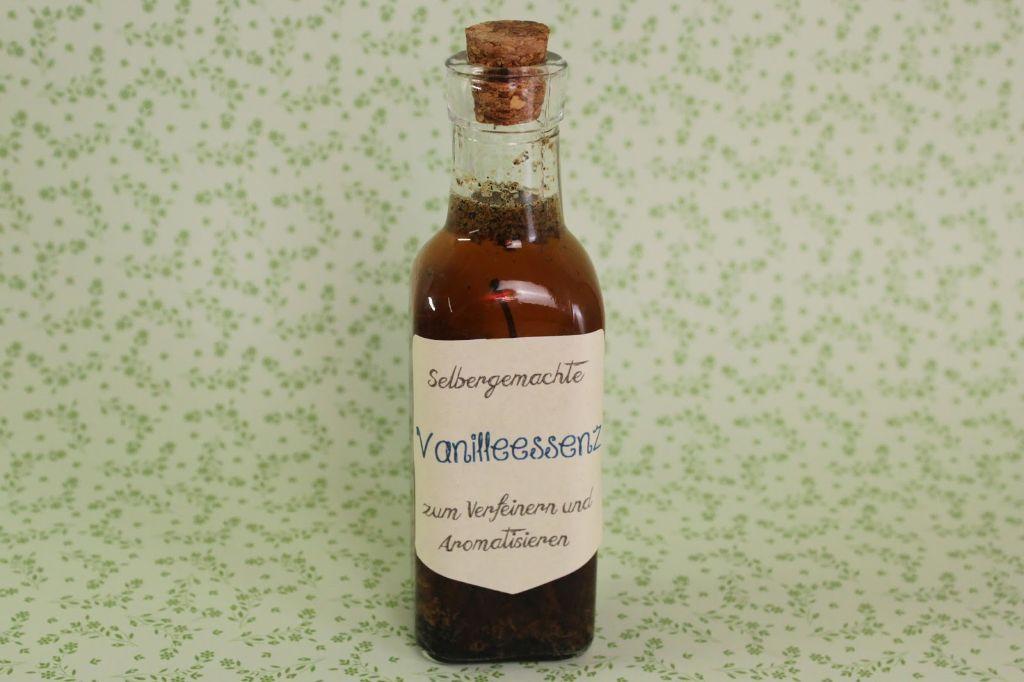 geschenke diy, vanille essenz selber machen, vanille extrakt selber machen, geschenke aus der küche, geschenke zum backen