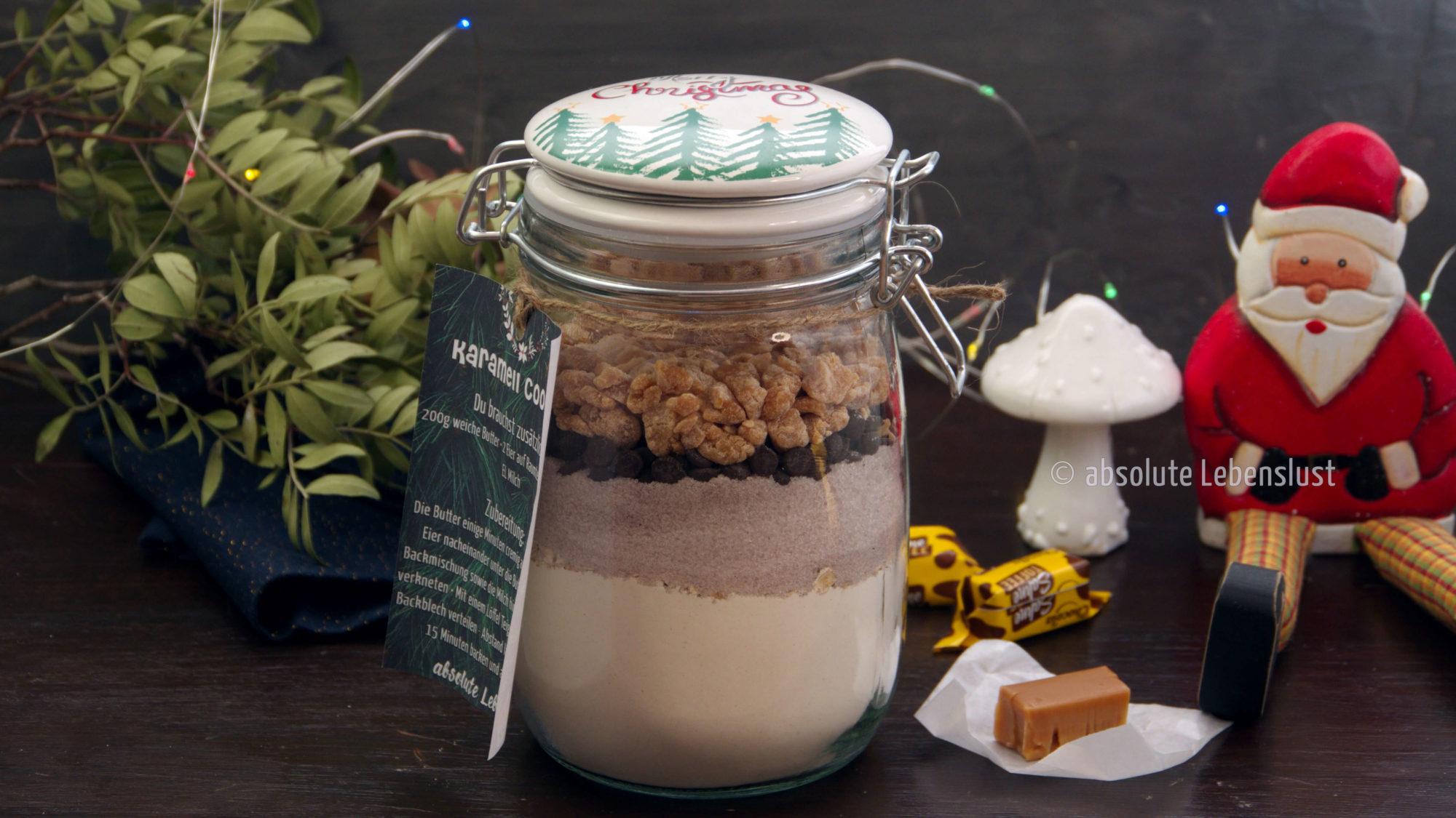 geschenkideen, selber machen, do it yourself, geschenke, backmischung, cookie mischung, cookie, backmischung, verschenken