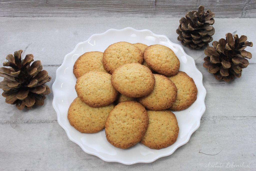 Weihnachtsplätzchen Schnell.Grießplätzchen Rezept Schnelle Plätzchen Rezepte Zu Weihnachten
