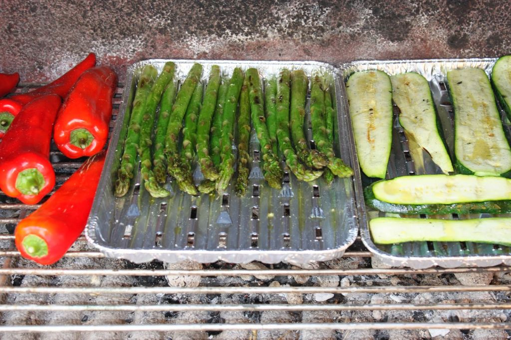 toller salat zum grillen