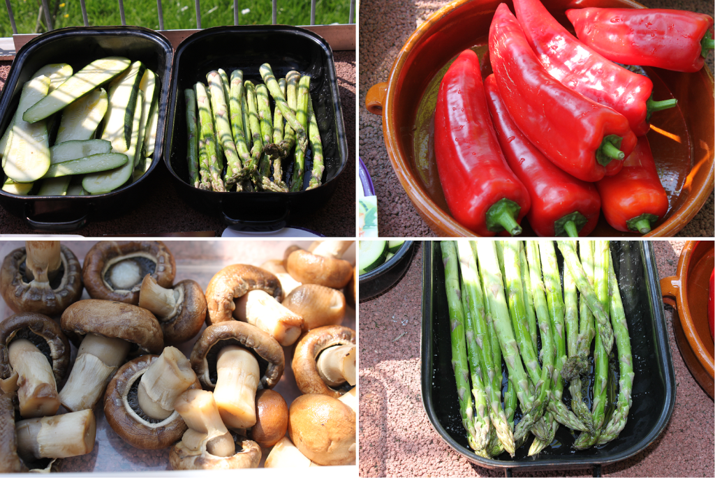 vegetarisch grillen, vegetarische rezepte, rezeptideen, vegetarische gerichte, gemüse grillen