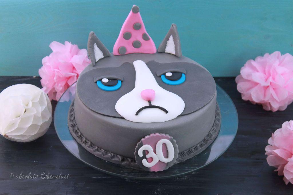 grumpy cat cake, grumpy cat torte, motivtorte, backen, selber machen, motivtorte, mit bild, mit video, geburtstagstorte für, männer, frauen, zum geburtstag