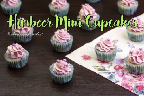himbeer cupcakes, mini cupcakes, cupcakes dekorieren, cupcakes, backen, rezept, rezepte, cupcake, selber machen, einfach, himbeeren,