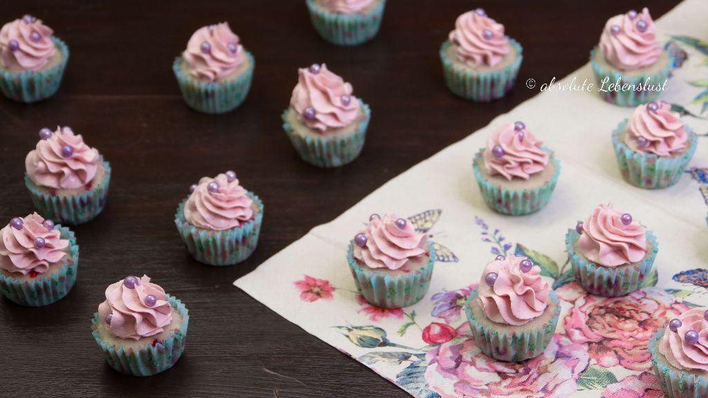 himbeer muffins, himbeermuffins, himbeer cupcakes, backen, rezept, selber machen, rezepte