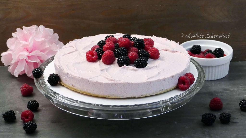 himbeer torte, no bake torte, no bake rezepte, no bake rezept, no bake torte seber machen, no bake torte einfach, no bake kuchen, no bake himbeertorte