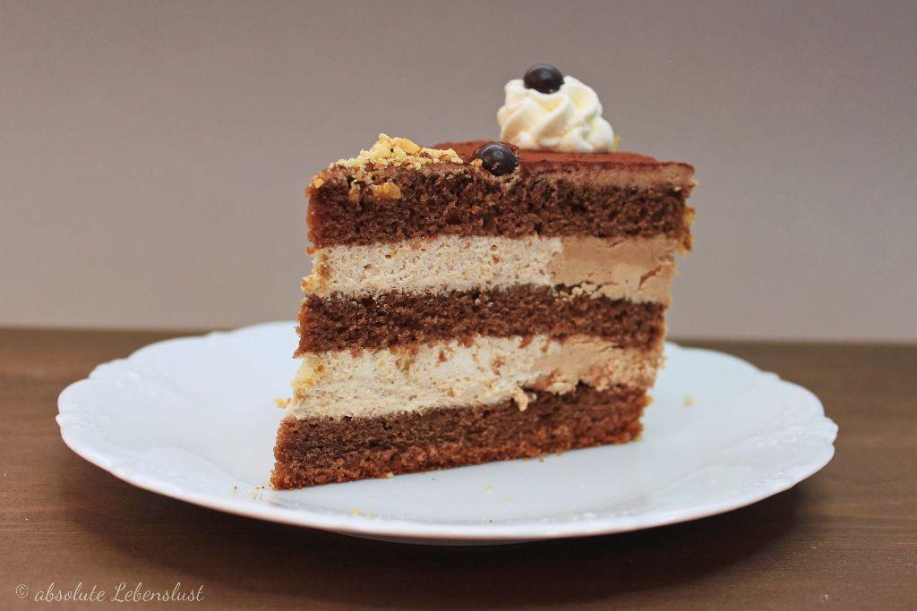 kaffee sahnetorte, kaffee sahne torte, backen, selber machen, kuchenrezepte, geburtstagstorte backen