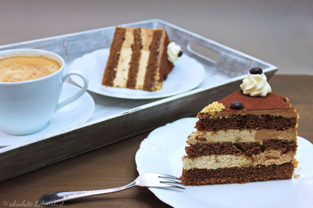 kaffeetorte backen, kaffeetorte rezept, kaffee torte backen, kaffee torte selber machen, torten rezepte
