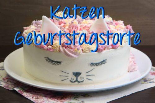 katzen torte, geburtstagstorte backen, nusstorte, nuss nougat torte, backen, rezept, selber machen, kindergeburtstag, für kinder, ohne fondant, buttercreme torte, dekorieren, rezept, einfach,