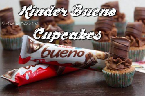kinder bueno cupcakes, cupcakes, kinder bueno, backen, dekorieren, topping, selber machen, rezept, kuchen, torte, rezepte, deutsch, cupcakes backen