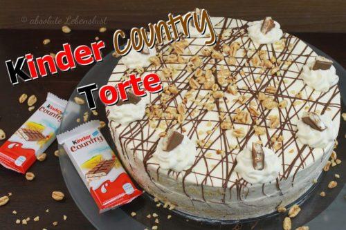 kinder country torte, kinder country kuchen, backen, selber machen, rezept, rezepte, kinder country, kinder country torte backen, geburtstagstorte selber machen, ohne fondant