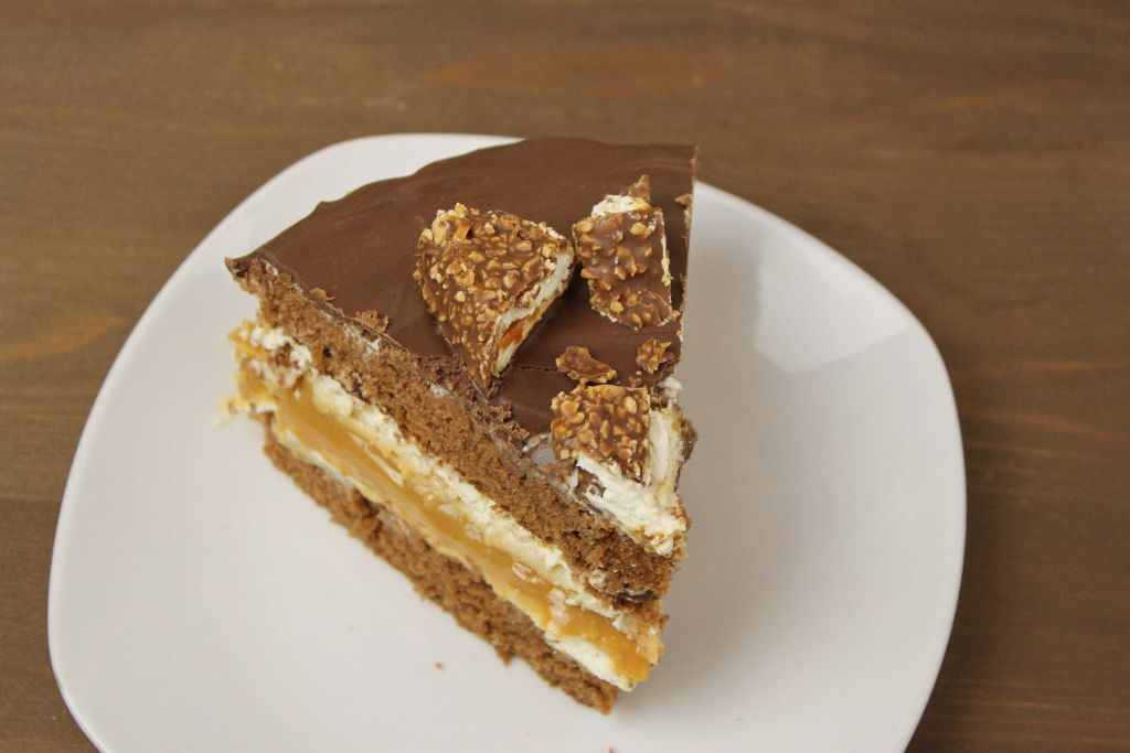 Kinder Maxi King Torte Backen Leckere Torten Rezepte Absolute