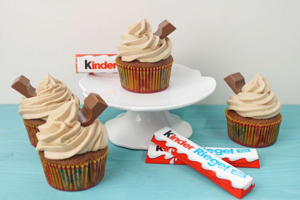 Kinderriegel Cupcakes Backen Cupcake Rezepte Absolute Lebenslust