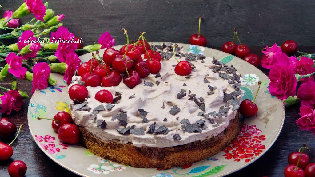 kirschkuchen, marmorkuchen, mit kirschen, kirsch marmorkuchen, backen, einfache kuchen, kuchenrezepte, selber machen, rezepte