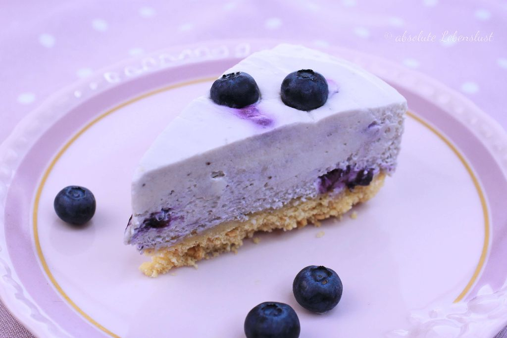 no bake blueberry cheesecake k sekuchen ohne backen. Black Bedroom Furniture Sets. Home Design Ideas