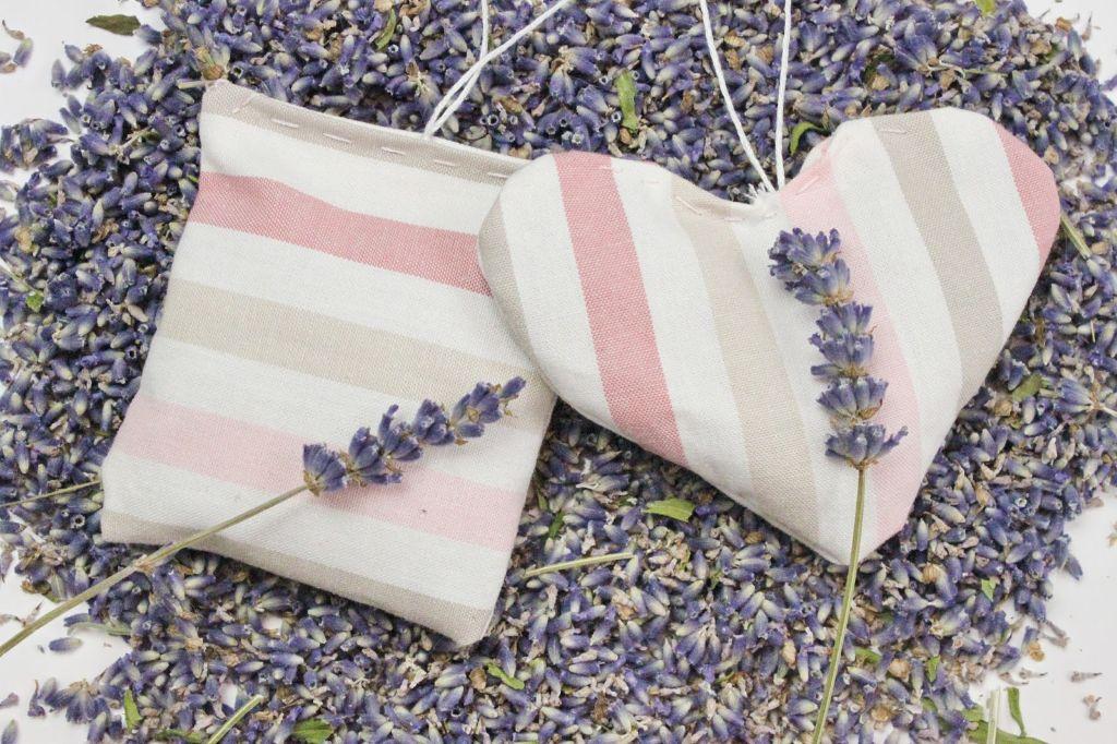 Lavendelsäckchen Nähen – Kleine DIY Geschenke