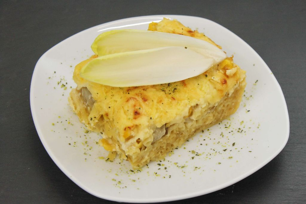 mac and cheese selber machen, mac and cheese deutsch, mac & cheese rezept, macaroni auflauf, nudelauflauf, rezept, selber machen, mit jalapenos, chicoree rezepte