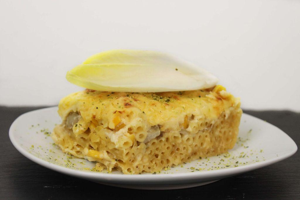 macaroni und cheese rezepte, macaroni and cheese rezept, macaroniauflauf, nudelauflauf, selber machen, rezepte, einfache pastagerichte, chicoree rezepte, rezept des tages