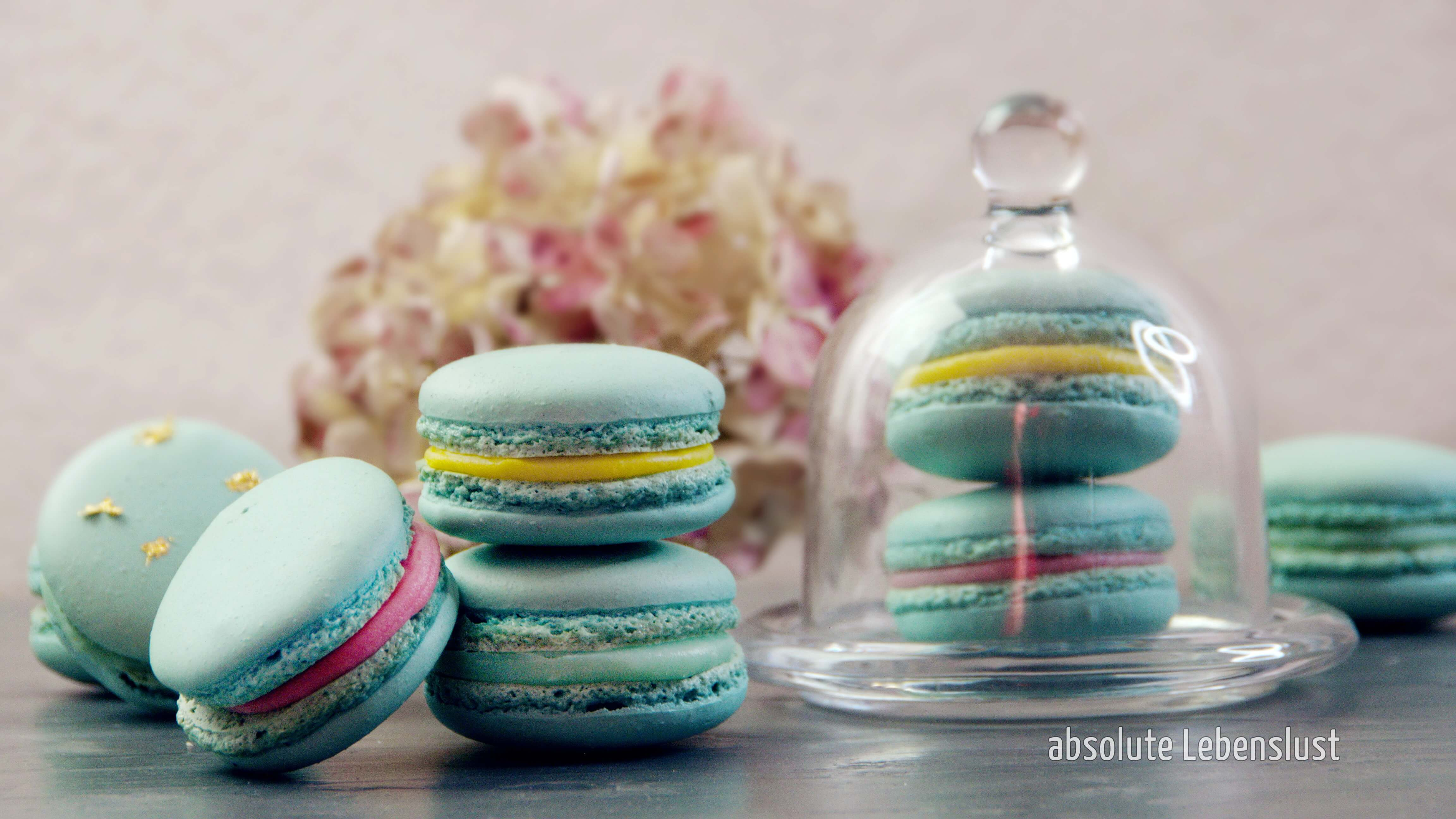 macarons rezept, macarons, selber machen, backen, füllung, deutsch, einfach, schnell