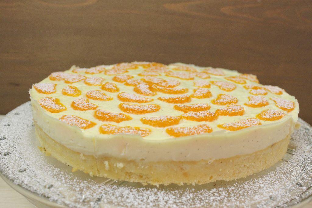 Mandarinen Schmand Kuchen Rezept Schnelle Kuchenrezepte Absolute