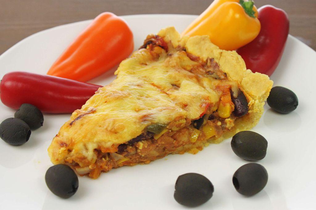 mexikanische quiche, quiche rezepte, quiche selber machen, quiche rezept, herzhafte gerichte, vegetariische rezepte, vegetarische quiche, selber machen
