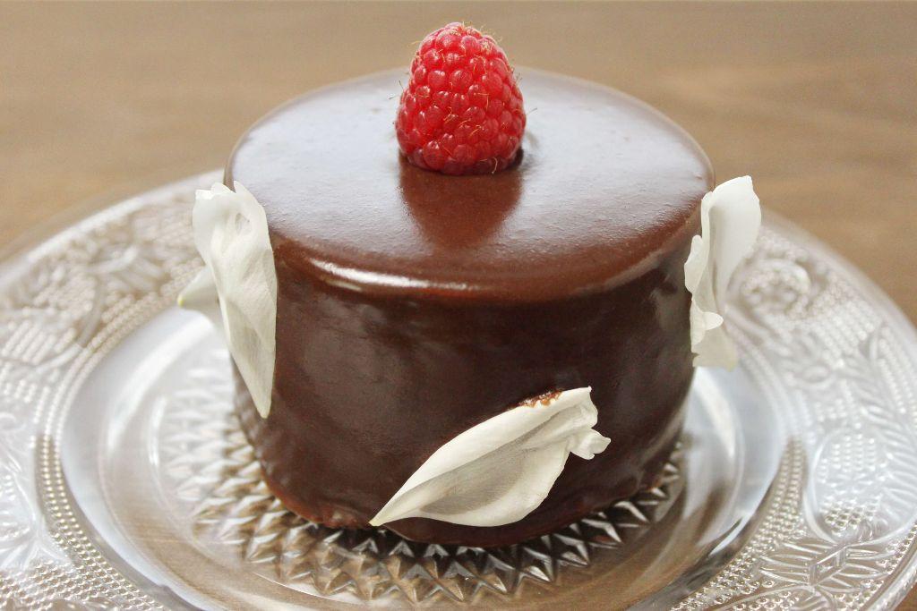 Mirror Glaze Cake Rezept Spiegelglasur Fur Torten Co Absolute