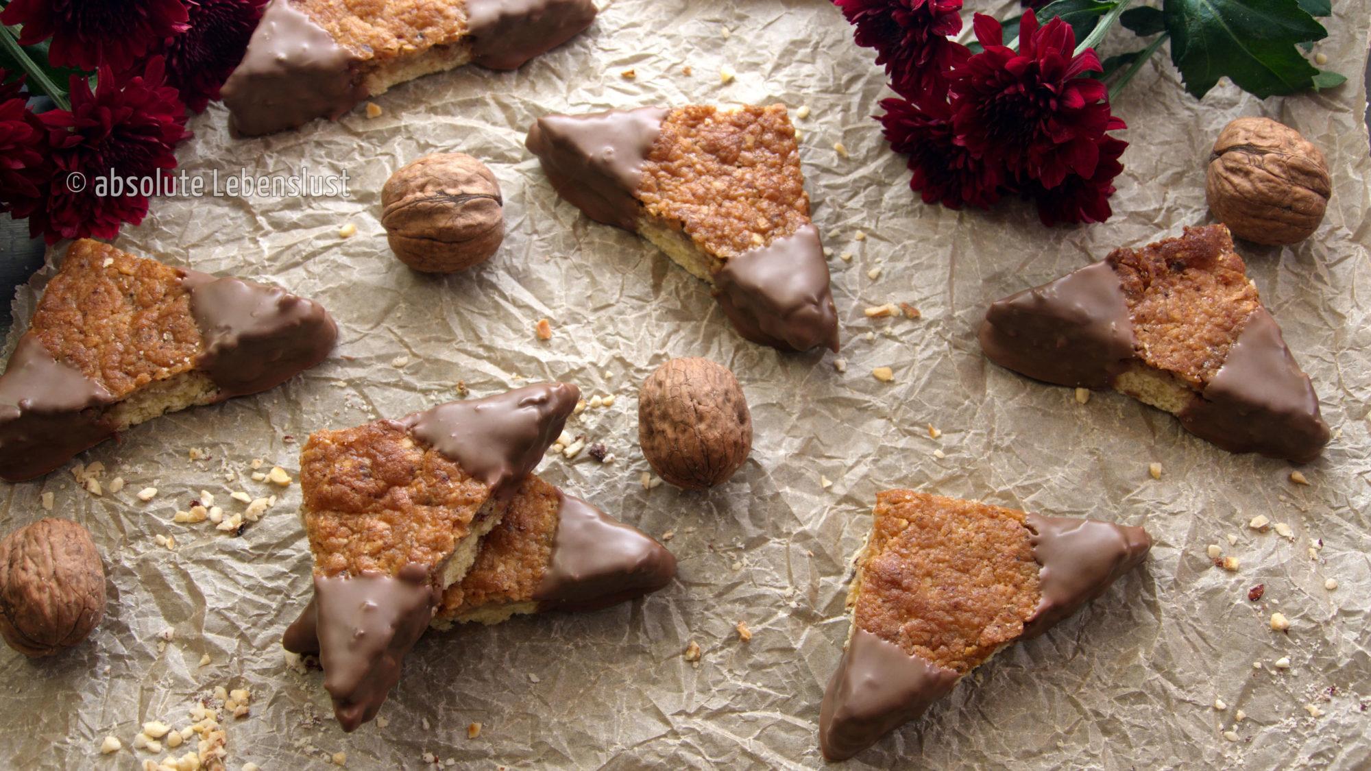 nussecken rezept, nussecken selber machen, nussecken selber backen, nussecken, rezepte für weihnachten, plätzchenrezepte
