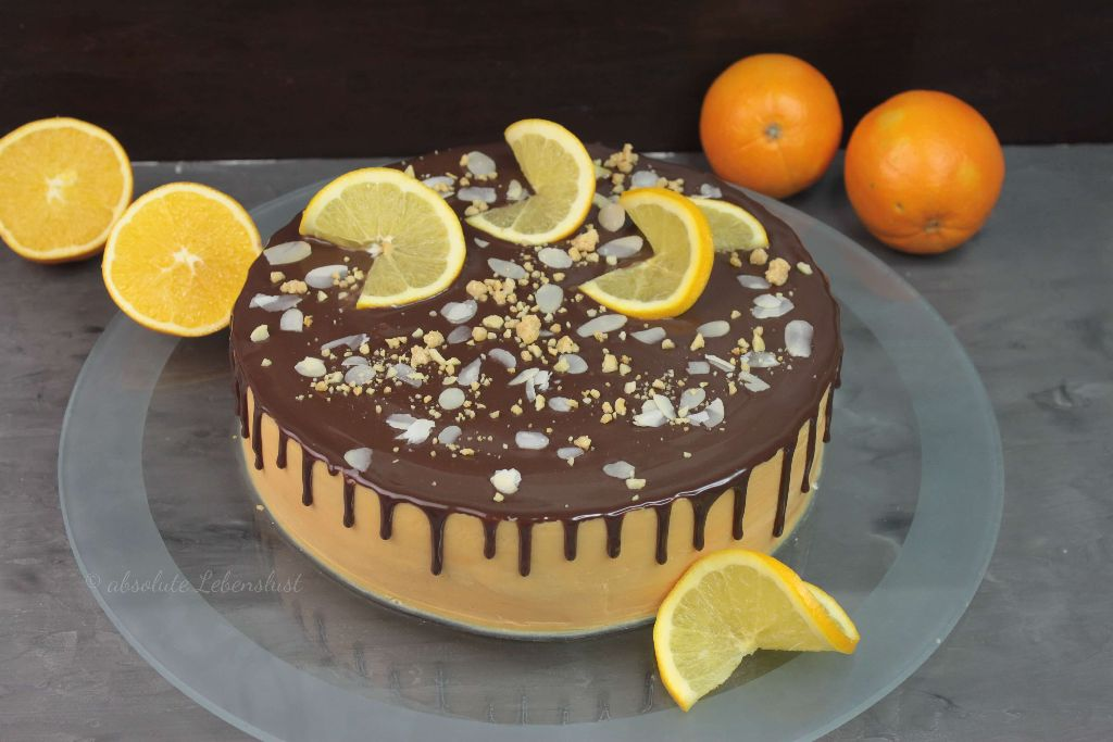 orangen schoko torte, drip cake anleitung, drip cake selber machen, drip cake backen, drip cake deutsch, mit video, mit bild, drip cake